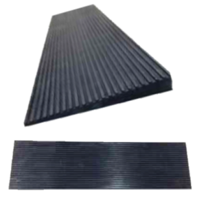 RAMP RUBBER WEDGE 40 MM HEIGHT THRESHOLD