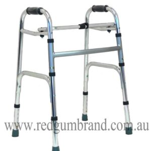 FOLDING WALKING FRAME HIGH HEIGHT