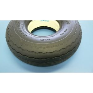 TYRE F/FREE 888A  FRONT 260*85 BLACK