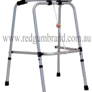 FOLDING PYRAMID WALKING FRAME