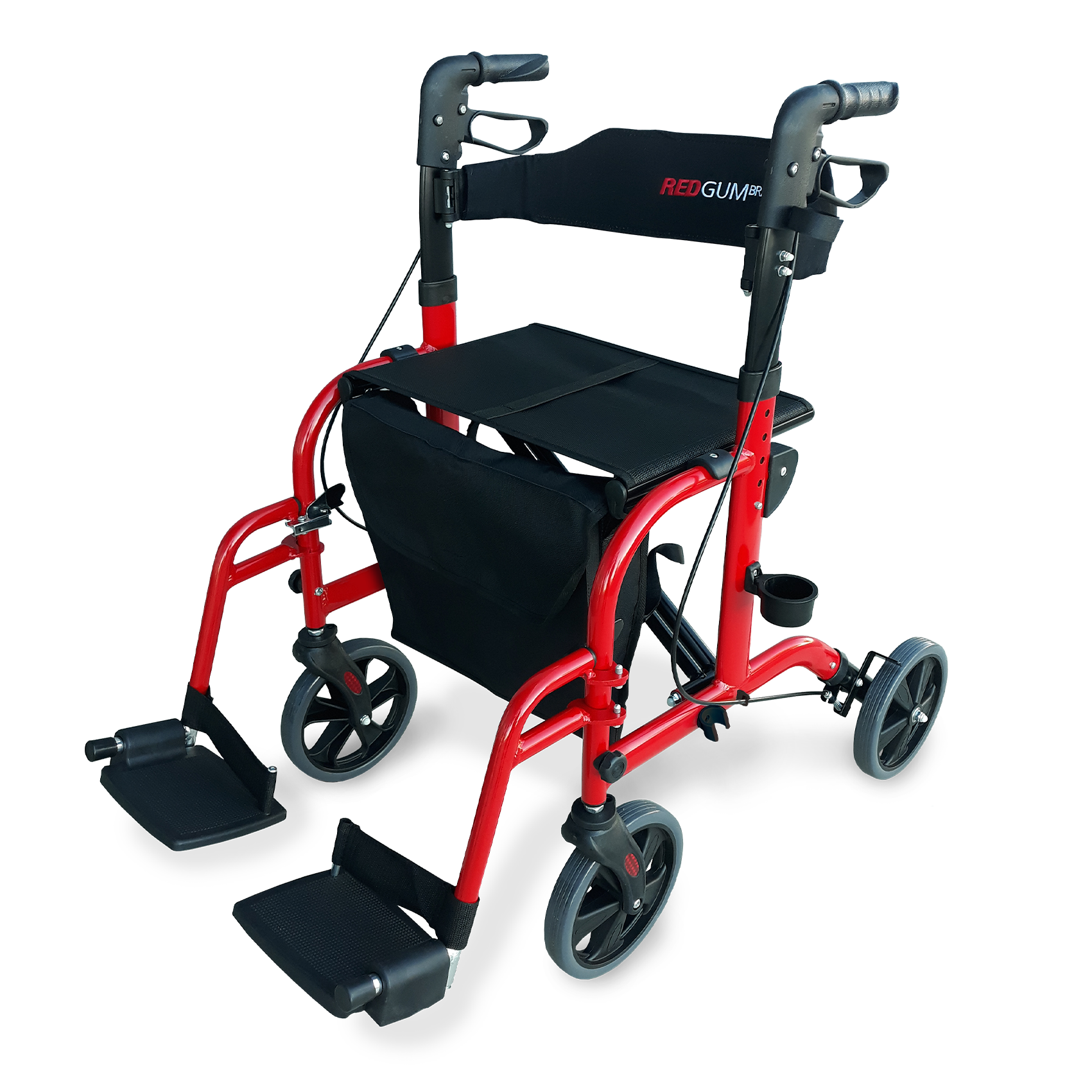 RG 4408 SEAT WALKER DUAL  AND USE TRANSIT CHAIR