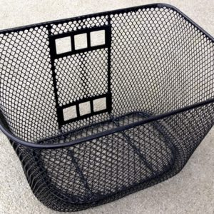 LARGE WIRE FRONT BASKET TO SUIT SHOPRIDER