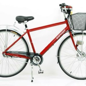 SUNRUNNER MENS 28 INCH 5 AMP RED