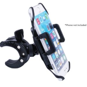 PHONE HOLDER – MULTIFIT TO SUIT MOBILITY SCOOTERS AND POWERCHAIRS