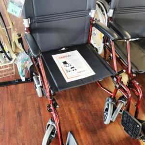 RG4600 Transit chair – Ex Demo