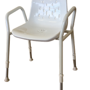 SHOWER CHAIR HEAVY DUTY RATED TO 159KG BARICARE RG5402