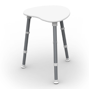 . Space Saver Corner Shower Stool – RG553