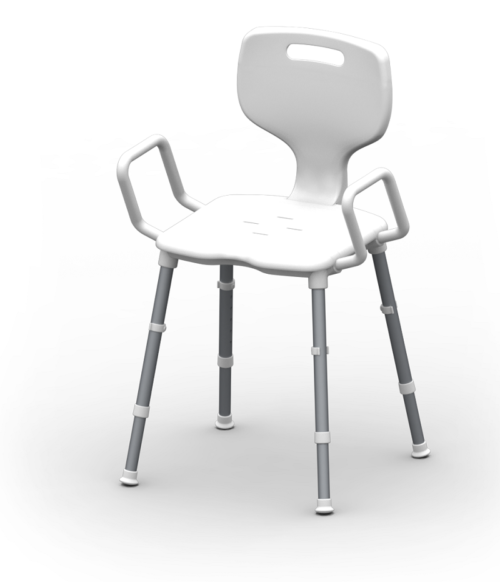 Space Saver Shower Chair - Redgumbrand