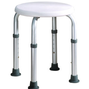 ALUMINIUM SHOWER STOOL