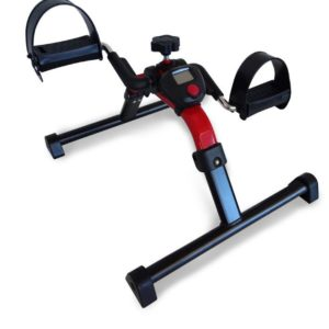 Home Pedal Exerciser Machine Red or Blue