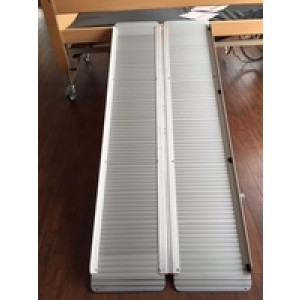 725MM X  1800MM (6 FOOT) – RAMP ALUMINIUM CENTRE FOLD