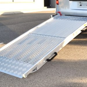 RAMP VAN REAR MOUNTED