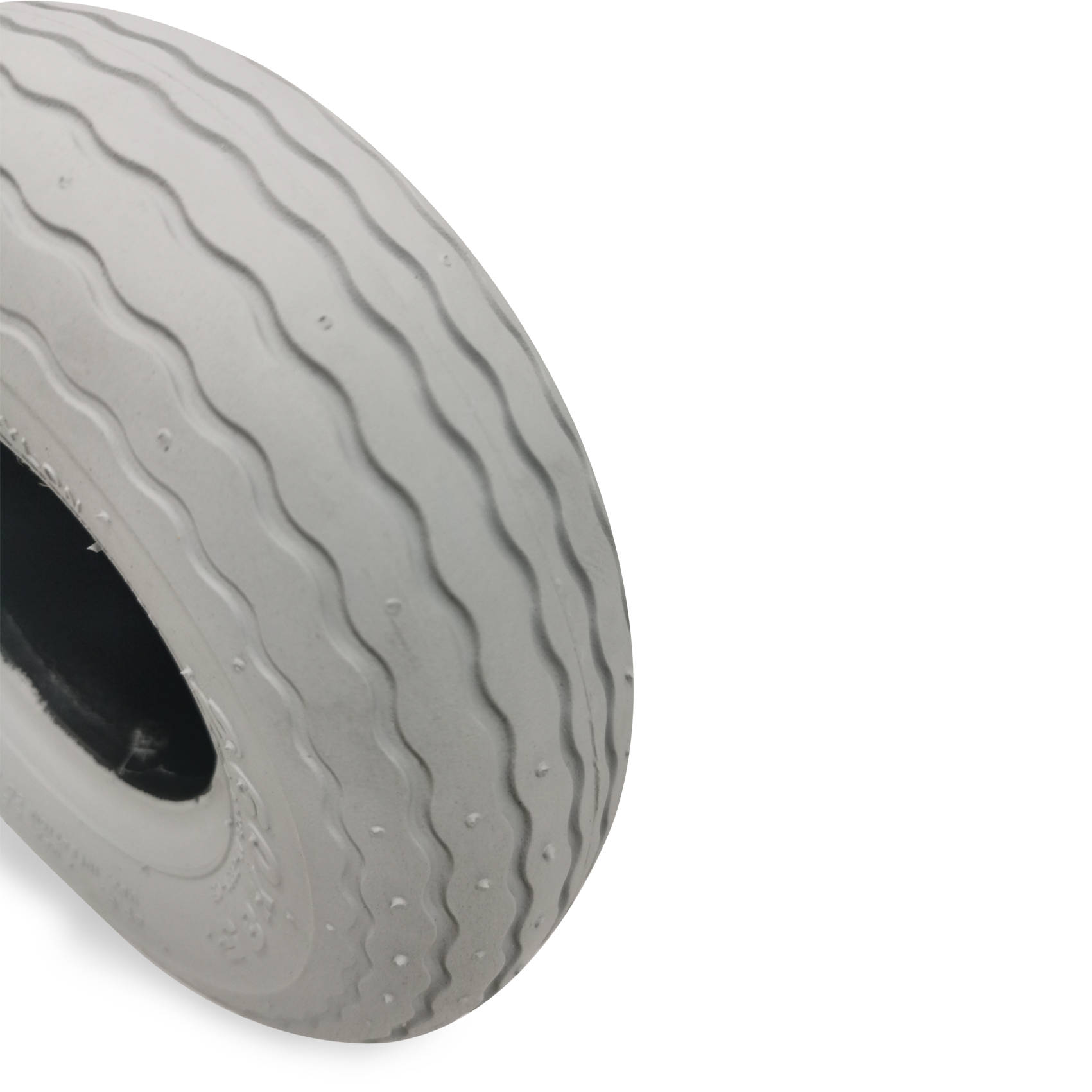TYRE F/FREE 888A FRONT (260X85) GREY