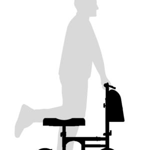 RG20KWB – KNEE WALKER
