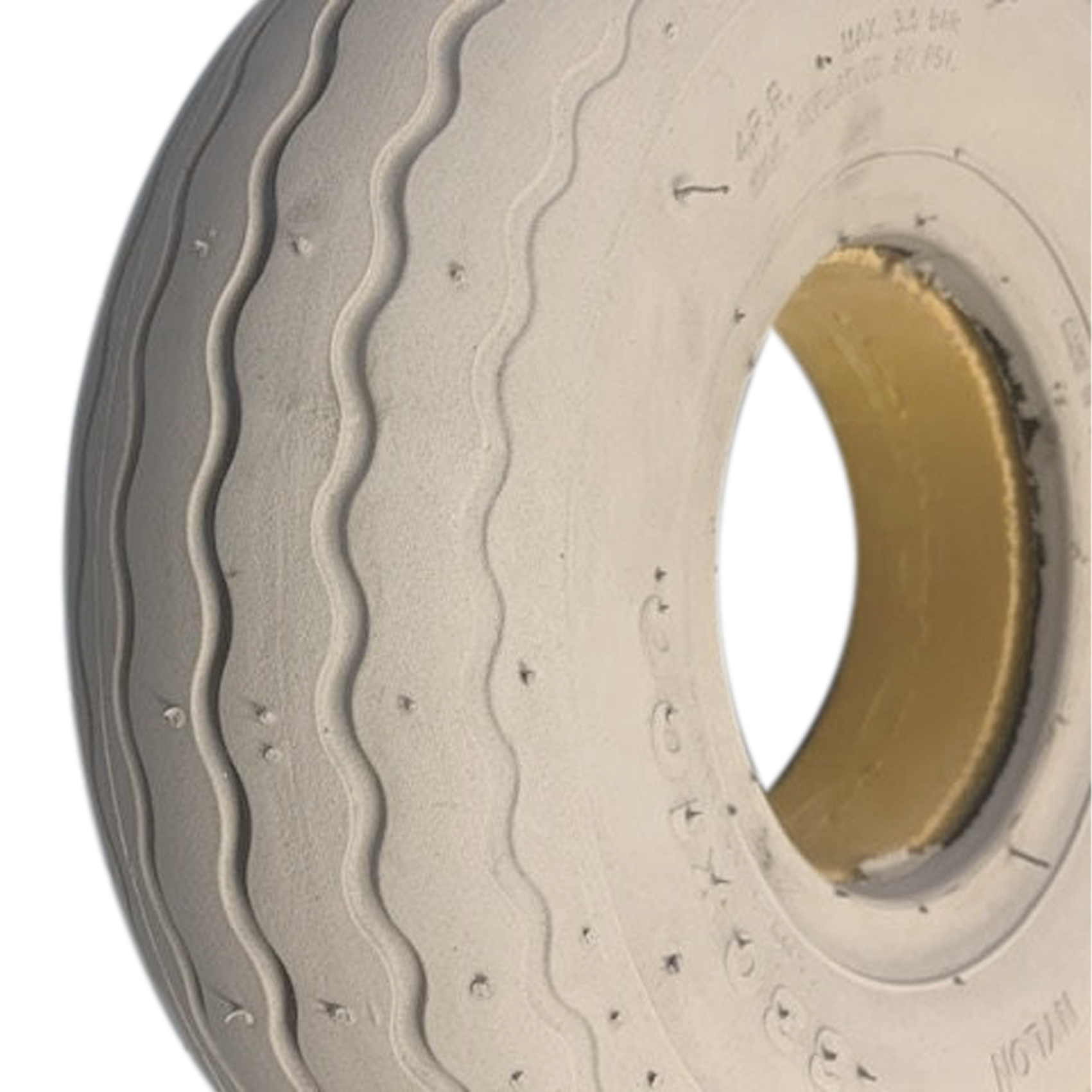 TYRE F/FREE 330X100 GREY – FRONT