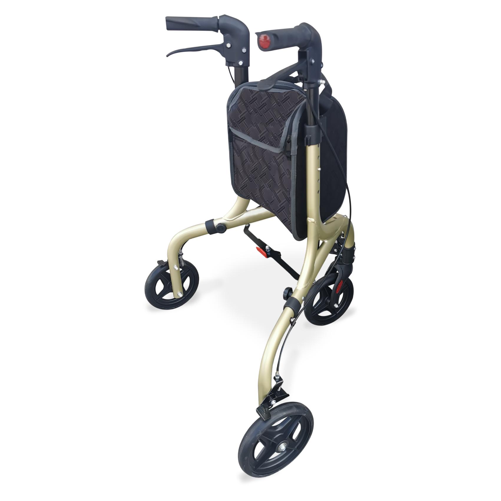 LIGHTWEIGHT TRI WALKER INCLUDES BAG -RG4402